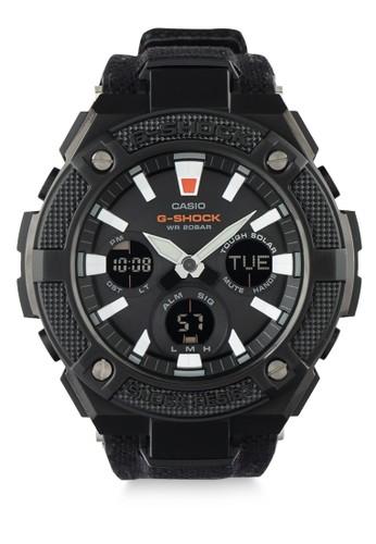 G-shock black Men Analog Watches Gst-S130C-1Adr E0B6CACC6282FFGS_1