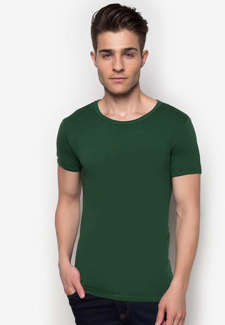 Round Neck Basic Shirt