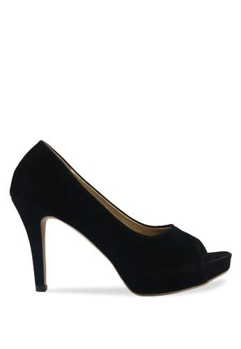 Claymore High Heels SW902 MZ - Black