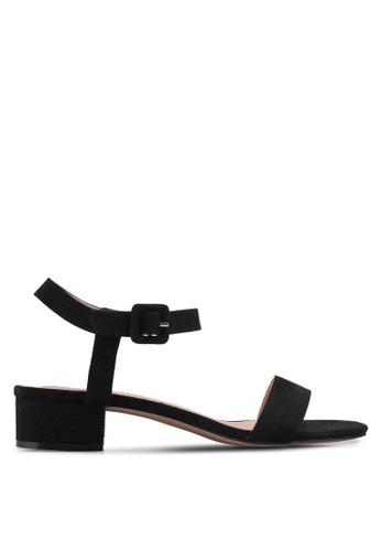 ONLY black Apple Heeled Sandals FC64ASH526DAEBGS_1