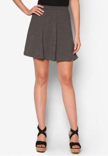 傘擺esprit專櫃短裙, 服飾, 裙子