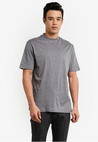 MANGO Man 短袖素色T恤 MA449AA0RAXUMY_1