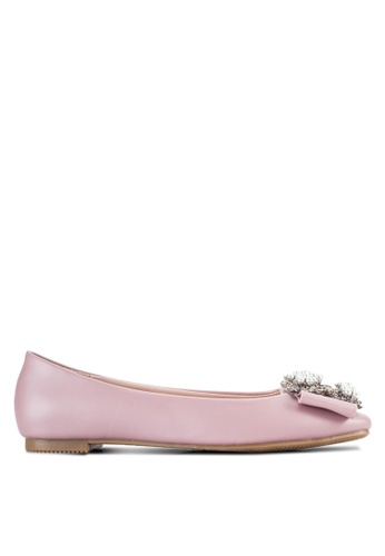 Sunnydaysweety pink 2018 New Simple Ballet Flats A0209PI 3FB8BSHE8C6B1FGS_1
