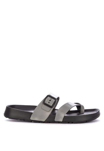 H2Ocean grey Ahab Sandals 0F7A2SH291F594GS_1