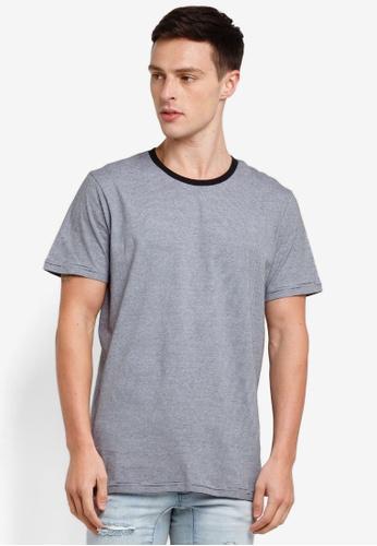 Cotton On 黑色 Tbar Premium Crew T-Shirt D9E5DAA9421A23GS_1