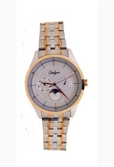 Japan Design 18K Gold Plating Bracelet Watch