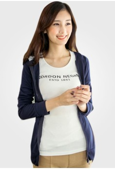 Chill Out Laciness Jacket