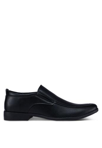 Bata black Business Dress Shoes 6D9FDSHE5017A6GS_1