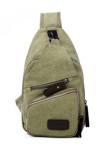 Fashion by Latest Gadget green Tao Tao Single Strap Body Bag FA499AC87UTGPH_1