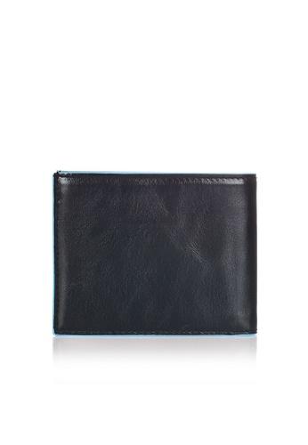 Piquadro black Men's Wallet 8 Cc Slots PI261AC27WJGPH_1