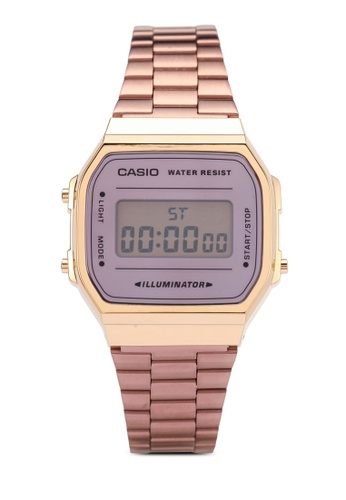 Casio gold Casio Watch A168WECM-5DF 84E45AC84F8724GS_1