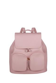 harga OCTO Darlin Backpack Pink Zalora.co.id