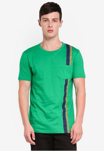 Factorie 多色 Short Sleeve Pocket T Shirt 90834AABE6D200GS_1
