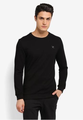 JAXON black Never Hold Back Sweatshirt 3D7BBAA1E536F7GS_1
