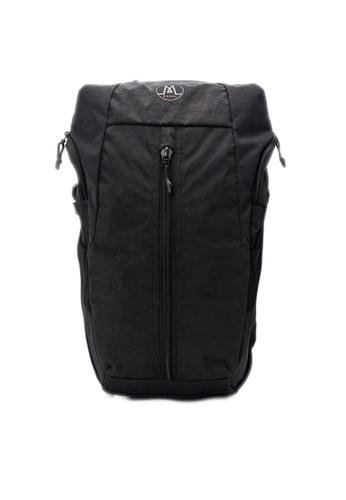 MORAL black Umago Backpack - Raven 7E7C7AC7E269EAGS_1