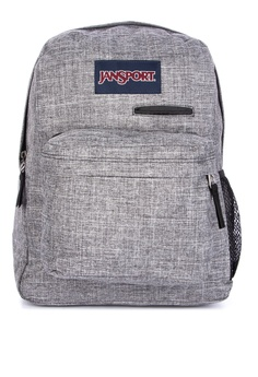 5023548964e5 Jansport grey Digibreak Backpack 5940AAC534666FGS 1