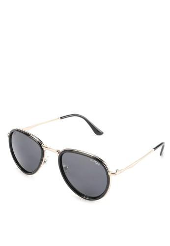 Kingship black and gold Kacamata Polarized Gliess Edition Stradley Sunglasses C534EGLE670E96GS_1