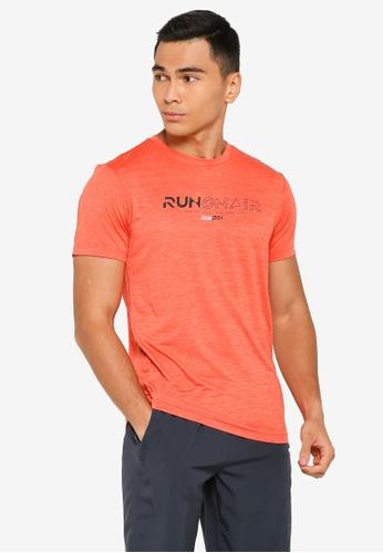 361° red Running Series Short Sleeve T-Shirt 02809AA62DF723GS_1