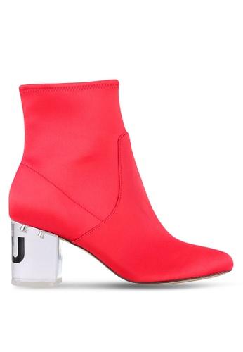 ALDO red Frigowien Boots AL087SH0RT4NMY_1