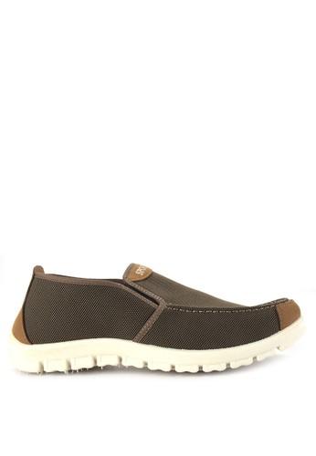 Declan grey Axel  Slip On Sneakers 4FA8BSHEDBD36DGS_1