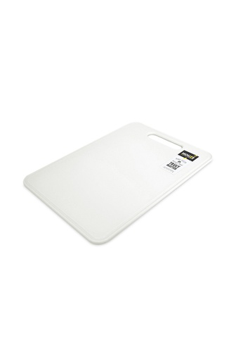 HOUZE white HOUZE - Plastic Chopping Board (Large: 36x25x1cm) A50C5HLB12BD14GS_1