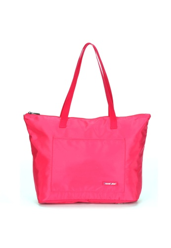 Travel Plus pink Ami Folding Handbag 3F34CAC5119FFEGS_1