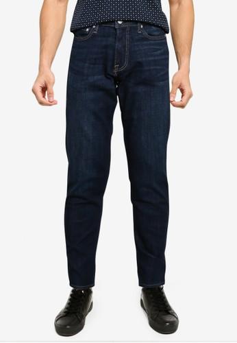 Abercrombie & Fitch blue Skinny Ultra Stretch Jeans 399FAAA1669ADEGS_1