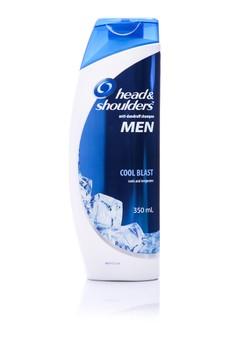 Cool Blast Anti-dandruff Shampoo for Men 350ml