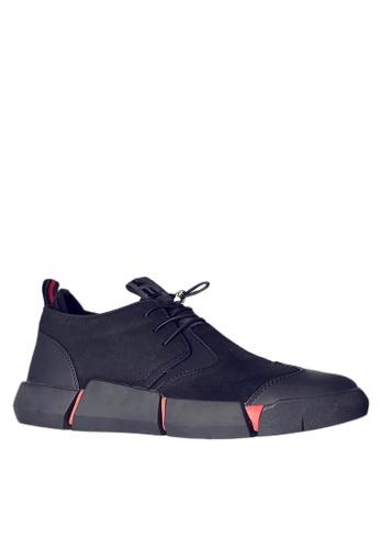 Twenty Eight Shoes black Highlight Soles Sneakers VMT5866 C9C93SHAA843E0GS_1