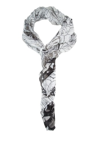 印花圍巾, 飾品配件, 飾esprit 兼職品配件