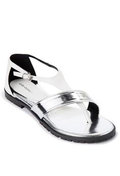 Flat Open Toe Sandals