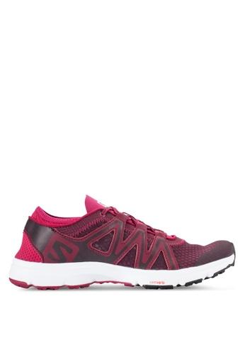 Salomon pink Crossamphibian Swift Shoes SA438SH94WEJMY_1