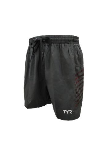 TYR grey TYR Vapor Shorts 8F59AAABCE7A47GS_1