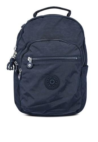 Kipling navy Seoul S Backpack F6612AC0B5AC9CGS_1