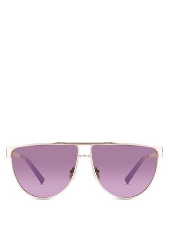 JP0420esprit台灣 合金反光太陽眼鏡, 飾品配件, 飾品配件