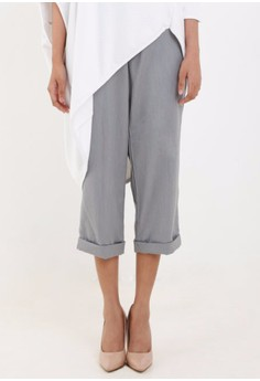 [PRE-ORDER] Cropped Pants