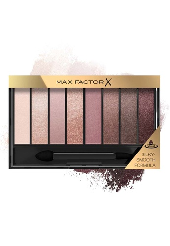 71b5865c5564 Max Factor purple Max Factor Masterpiece Nude Palette Contouring Eye  Shadows