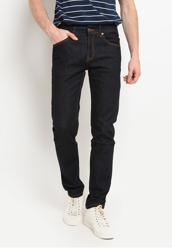 TIRAJEANS blue Slim Fit Denim Pants 22336AAFF2B63EGS_1
