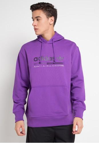 adidas purple and multi Adidas Originals Grp Oth Hoody 1DF8AAA8D1E94FGS_1