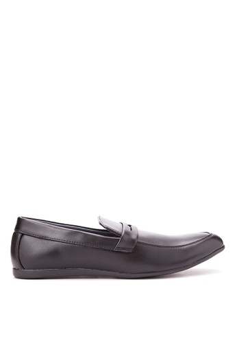 H2Ocean black Faolan Formal Shoes H2527SH98CMZPH_1