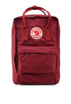 f41c76e43f Fjallraven Kanken red Kanken 15 inch Backpack 86B8CAC3FA707AGS 1