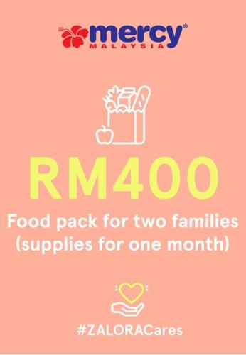 #ZALORACares MERCY Malaysia - Donation to fight COVID-19 (RM500) B1AFDAC01108B1GS_1