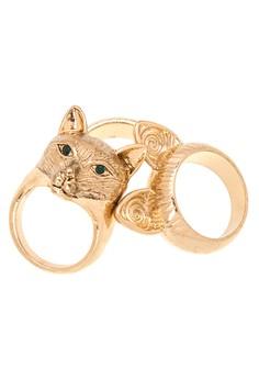 Fox Ring Set