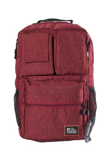 Sogno red Men Backpack KWE 373 4E316AC93FBB0DGS_1