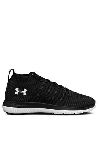 Under Armour black UA W Slingflex Mid Shoes UN337SH0SU96MY_1