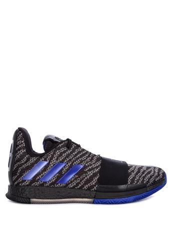 adidas black adidas harden vol. 3 C3BCASHA728460GS_1