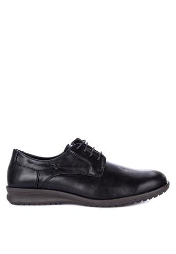 H2Ocean black Samir Smart Casual Shoes 3B546SH792A5A7GS_1