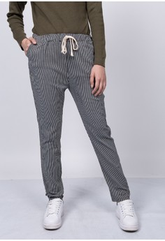 Fine Pin Stripes Pants