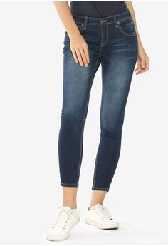 3f8b1bd1 Lee blue Women's Denim Pants 101+ Amy 79844AAAC8C55AGS_1