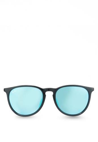 Ray-Ban black Erika  RB4171 Sunglasses RA370GL73GOOSG_1